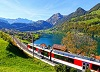 德瑞交響曲~黃金景觀列車、鐵力士山、童話戀城堡、雙景觀飯店十日